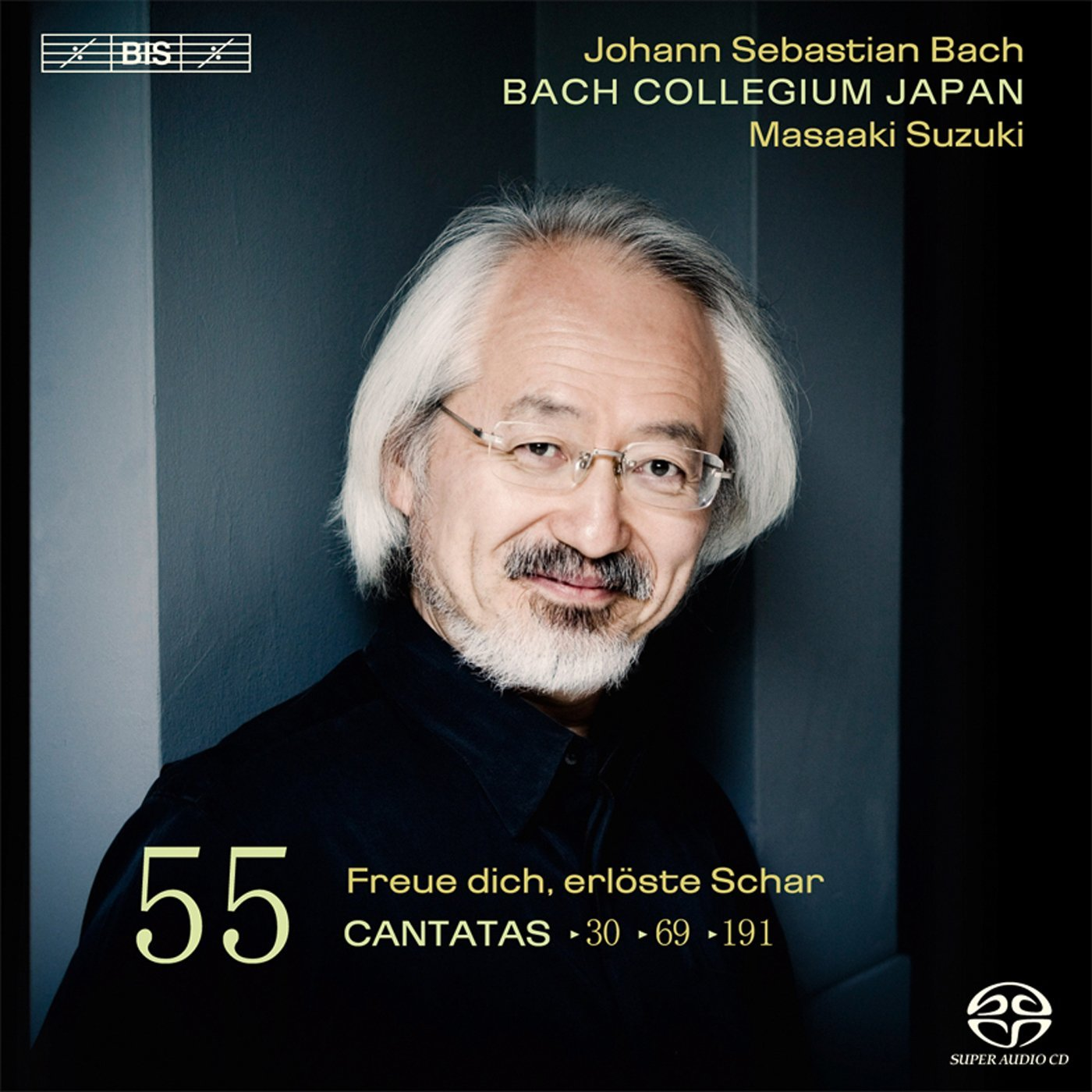 Cantata BWV 30 - Details & Discography Part 1: Complete Recordings